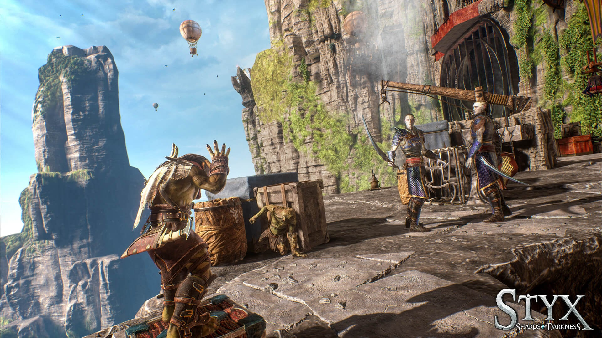 Styx Shards Of Darkness Adds Multiplayer Save System