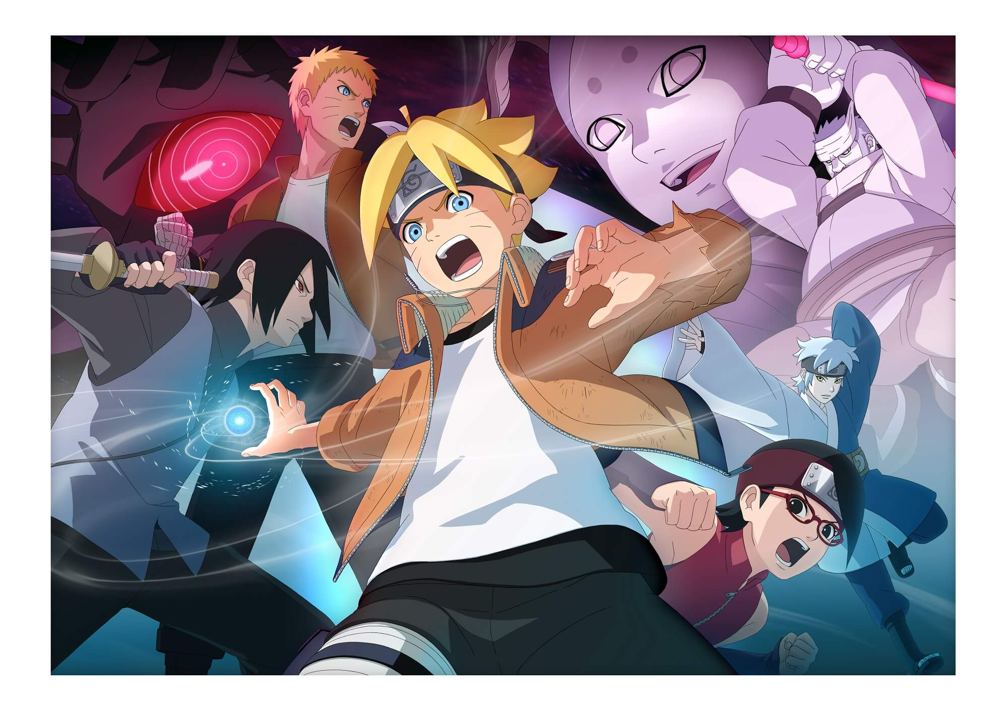 Naruto Shippuden Ultimate Ninja Storm 4 Road to Boruto Launch Trailer