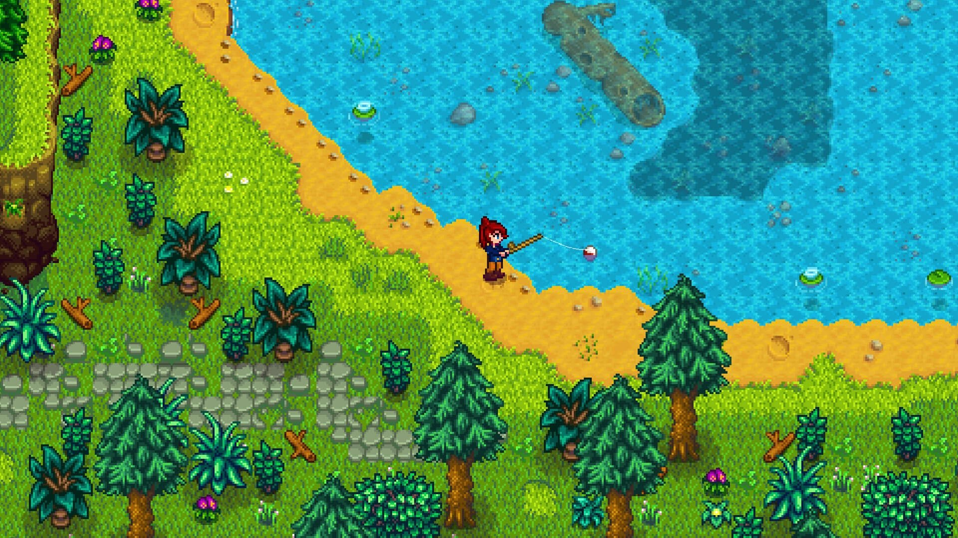 That's something that happened perhaps far too often in Stardew Valley for select players. Luckily, the latest patch should fix many of your problems.
