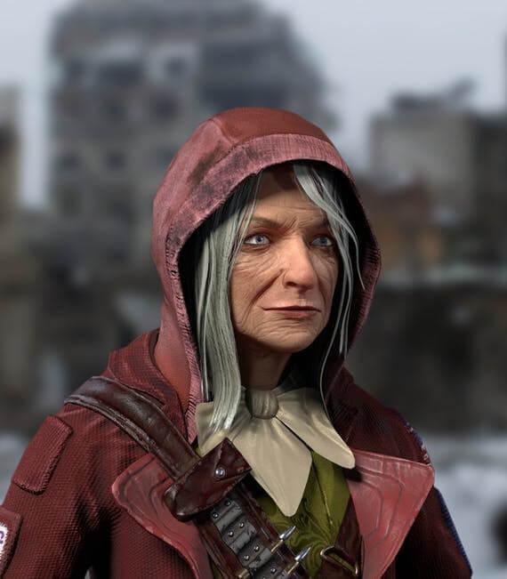 Mother Nancy Reliance