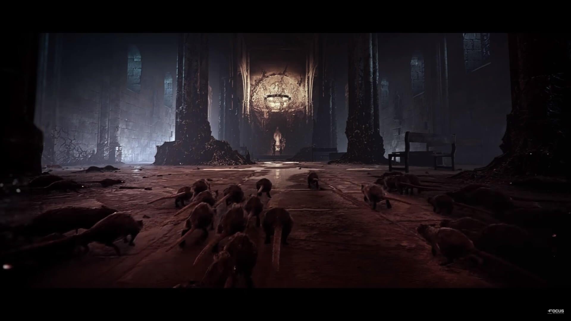 A Plague Tale Innocence Has A Ratty E3 Trailer