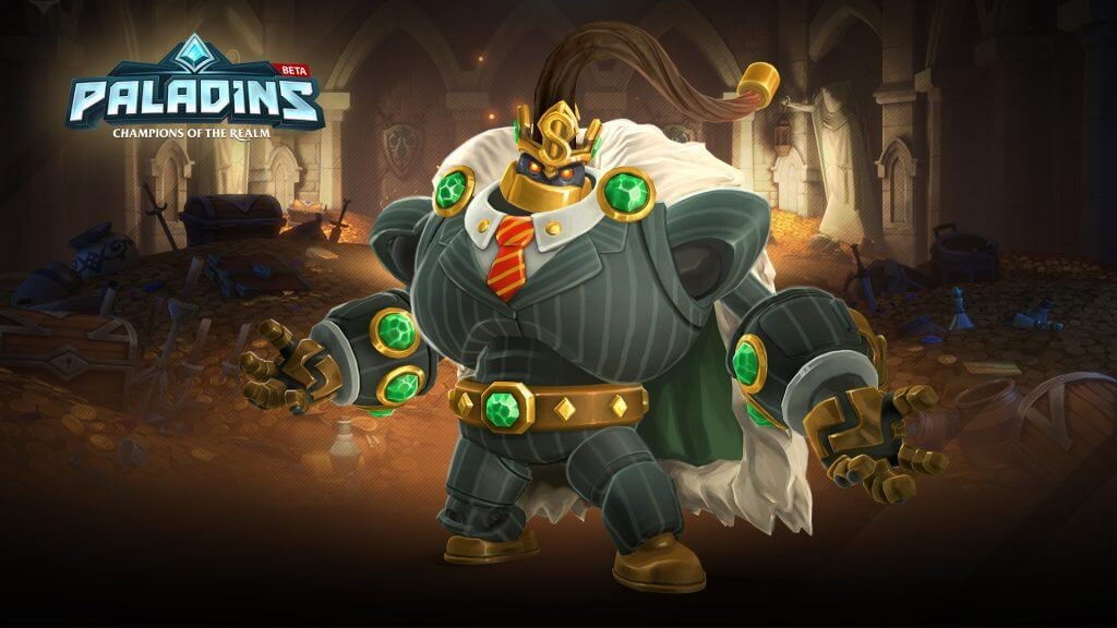 Try All Champions Free in Paladins This Weekend Plus Account