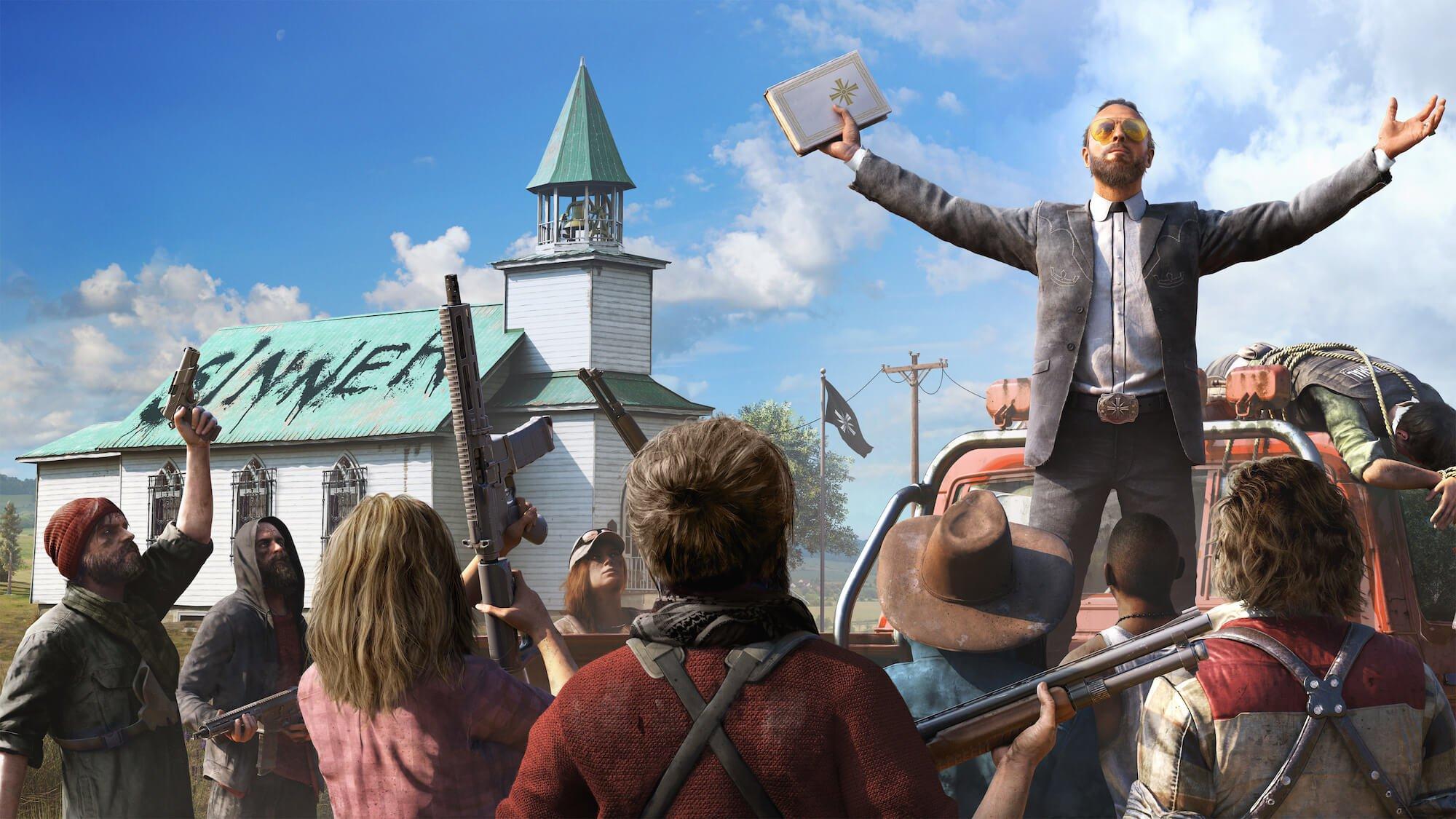 Far Cry 5 Trophy List Revealed