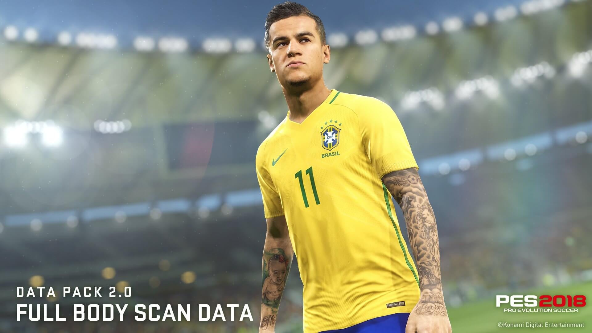 Data Pack 20 Arriving Soon For Pes 2018 Ps4 Pro Evolution Soccer
