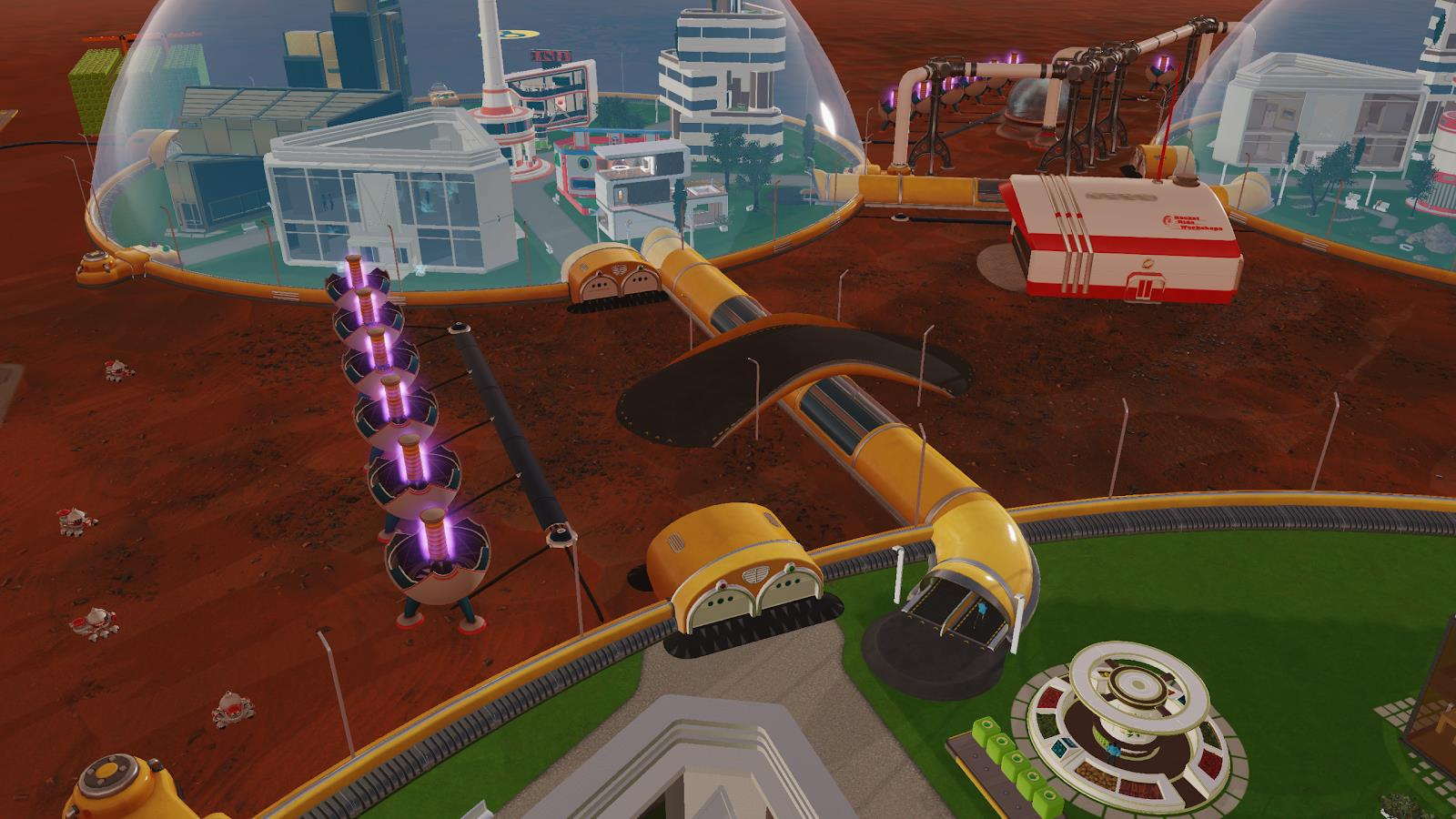 Opportunity update Surviving Mars