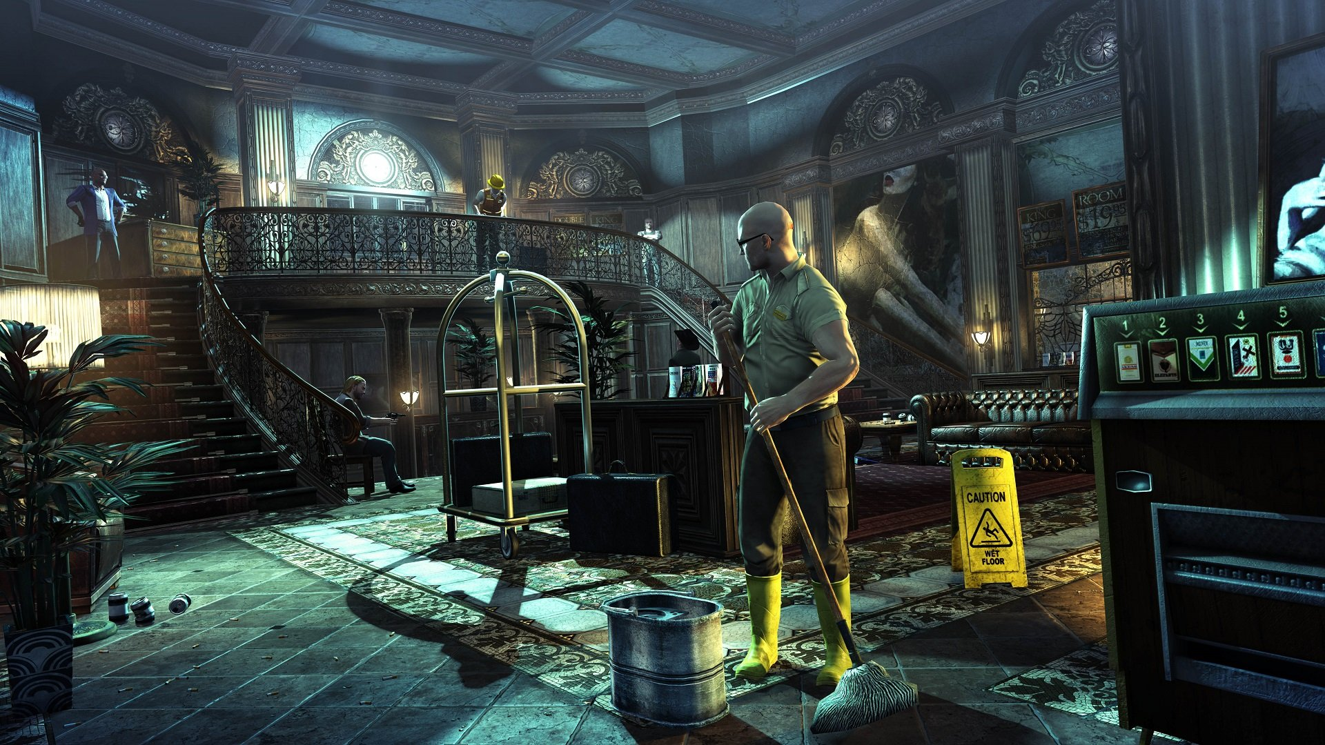 Hitman Absolution Contracts Servers To Shut Down Hopefully Temporarily