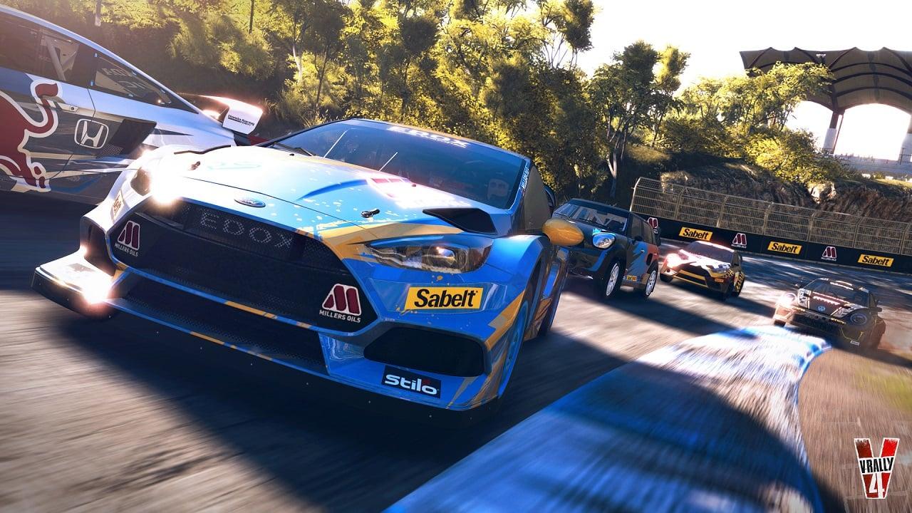 V Rally 4 Trophy List Revealed