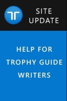Trophies Requiring Guides List and Direct Messages