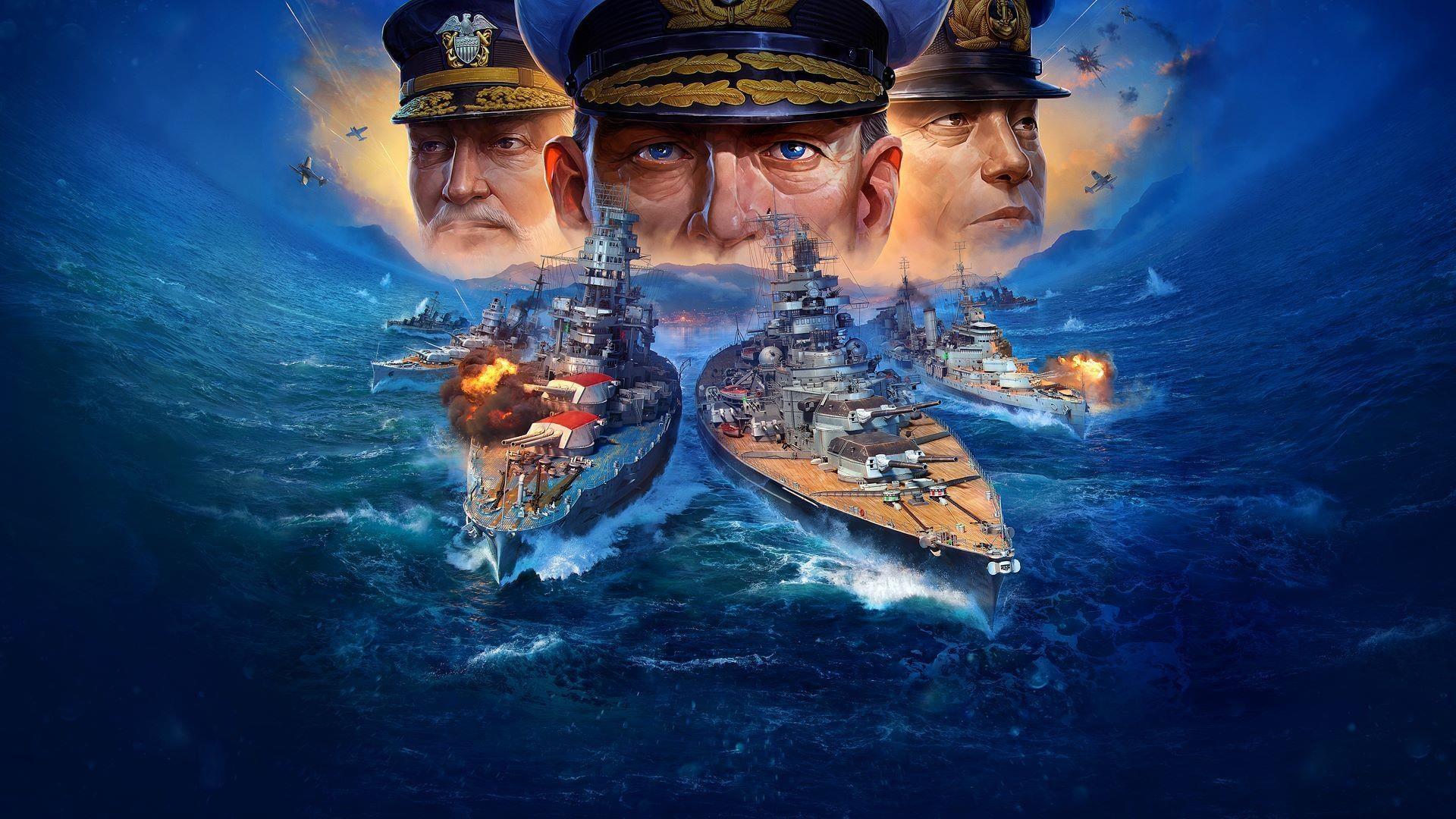 World of Warships: Legends Trophy List Revealed