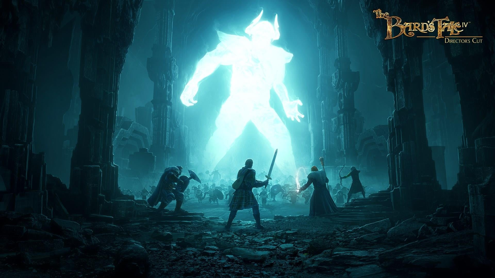 The Bard's Tale IV: Director's Cut Trophy List Revealed