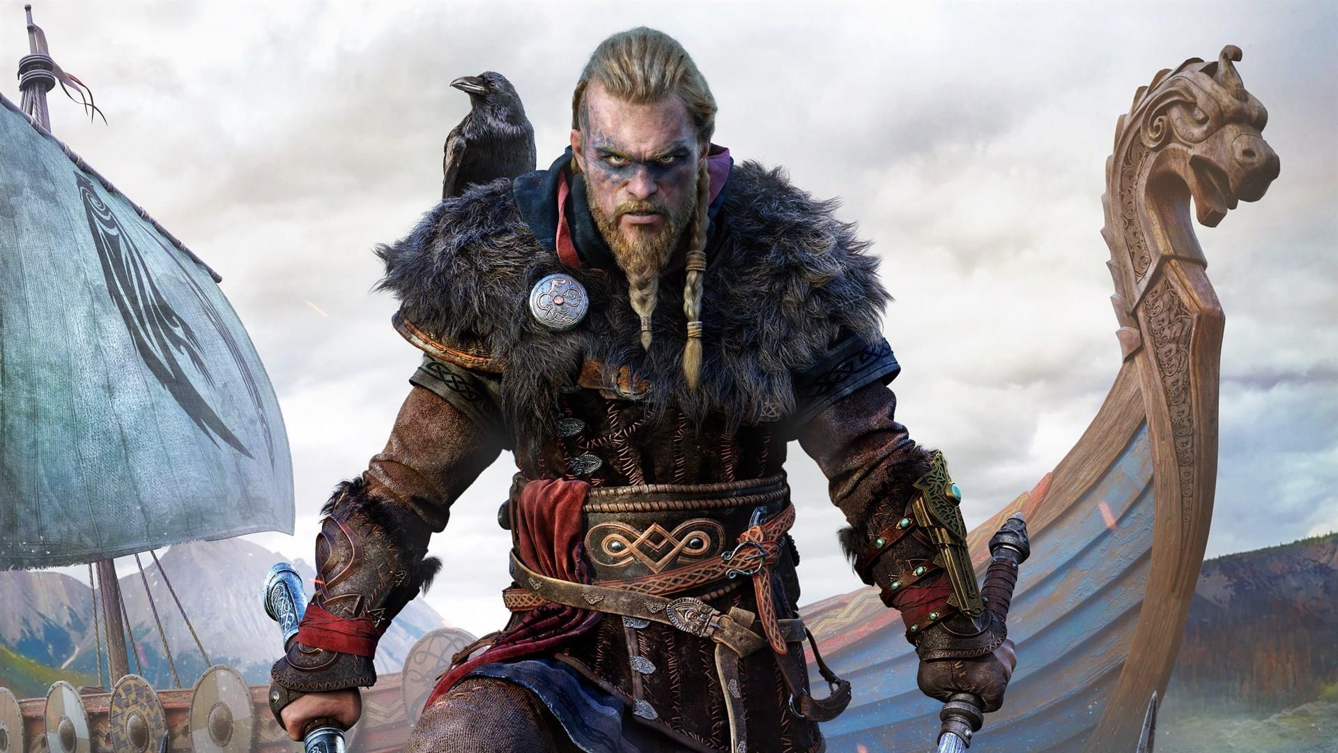 Assassin's Creed Valhalla ~ SuperHeroArt