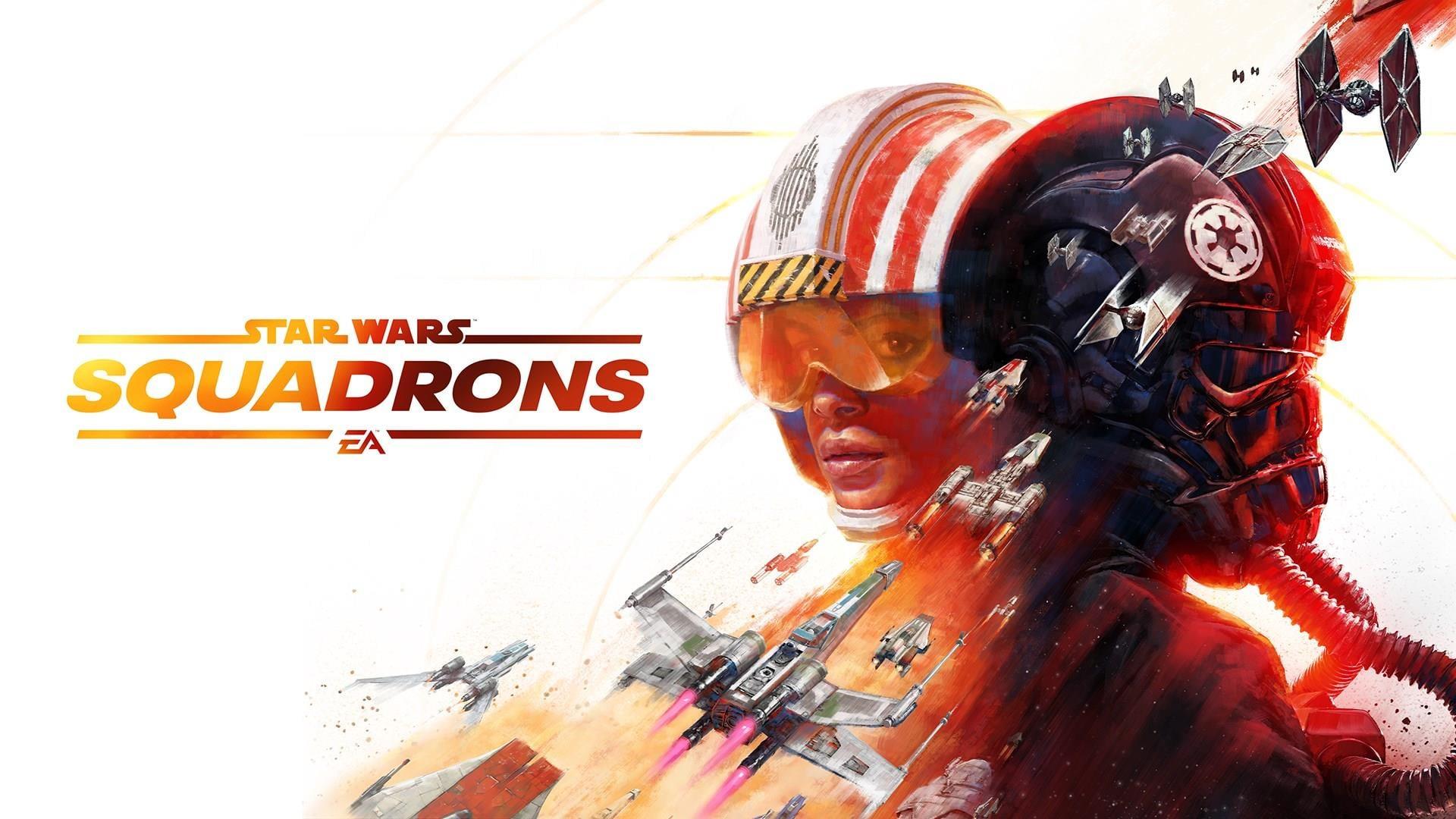 Star Wars: Squadrons ~ TitledHeroArt