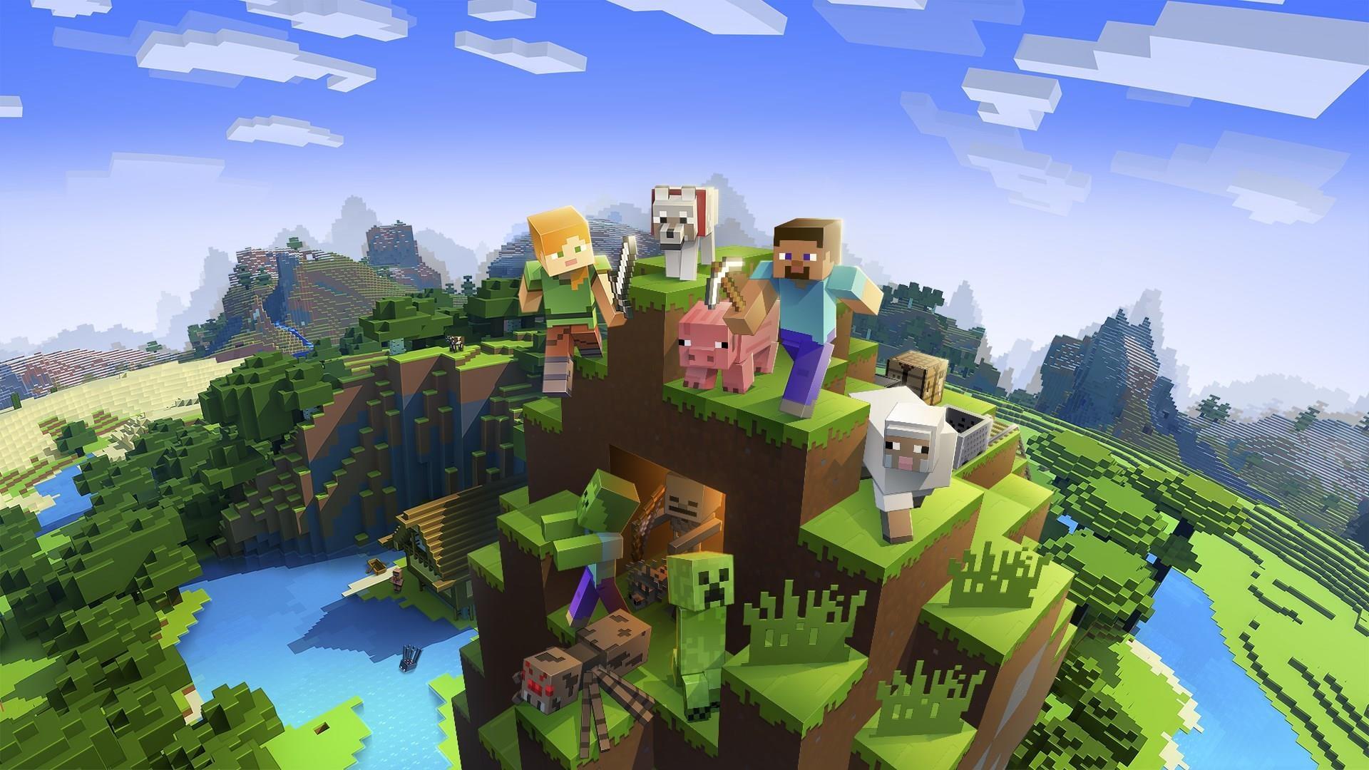 Minecraft ~ SuperHeroArt