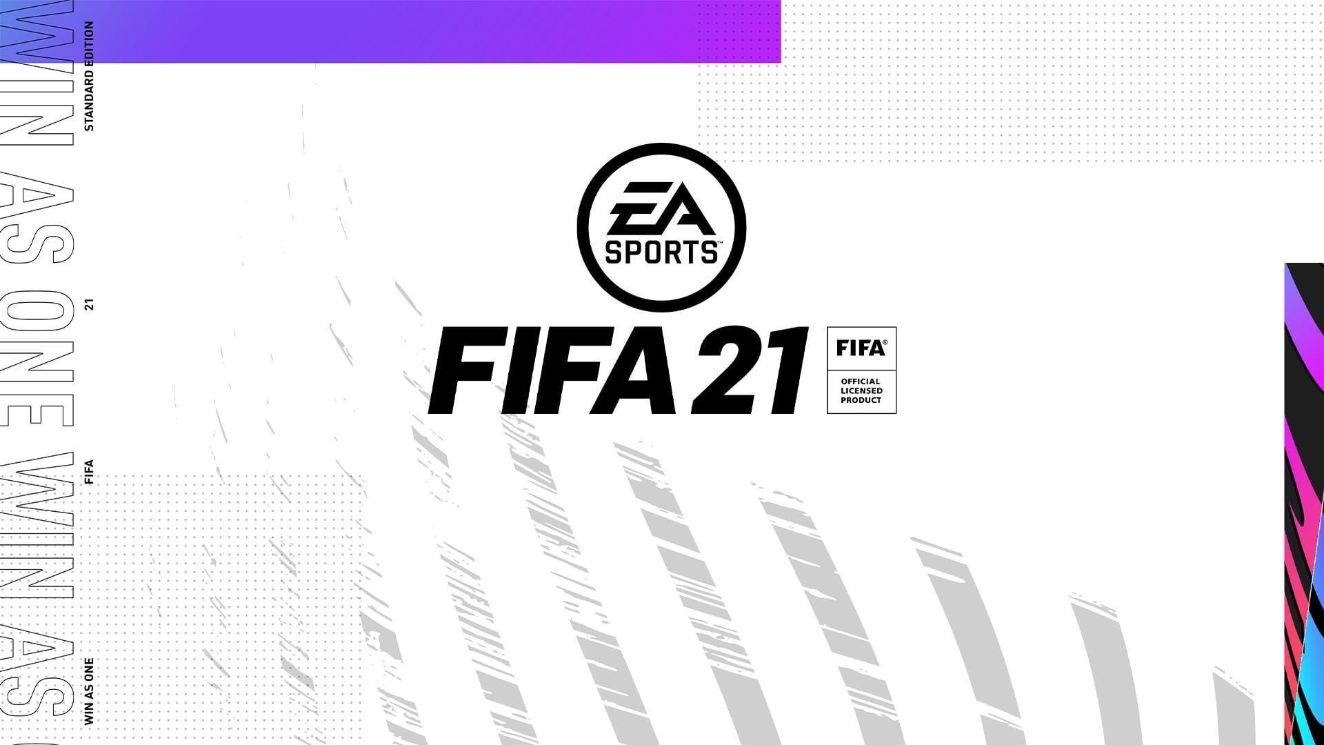 EA SPORTS FIFA 21 ~ TitledHeroArt