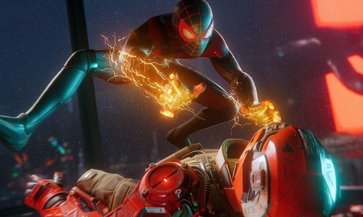 Ps5 Showcase Spiderman