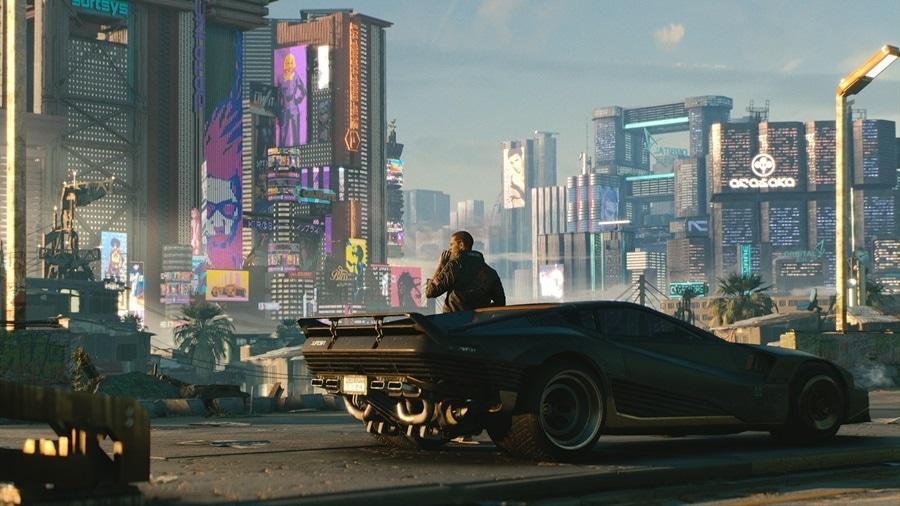 Cyberpunk 2077 Trophies