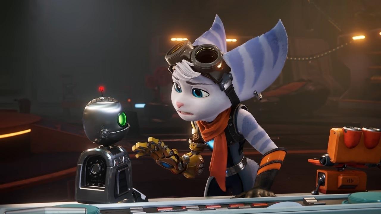 ratchet & clank rift apart new lombax gameplay trailer