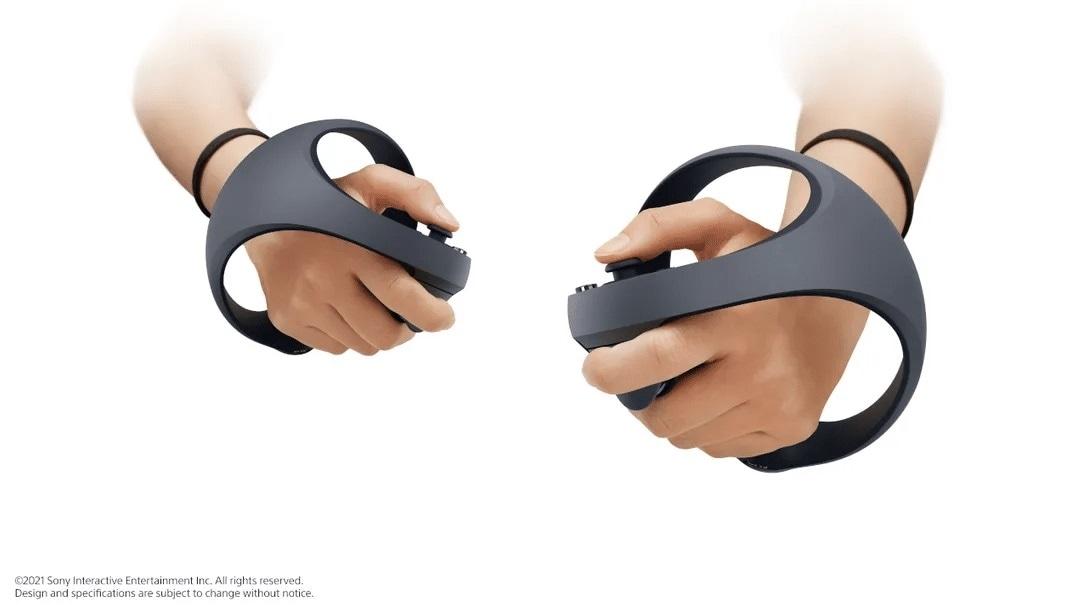 PS VR 2 PS5 4k Haptic feedback