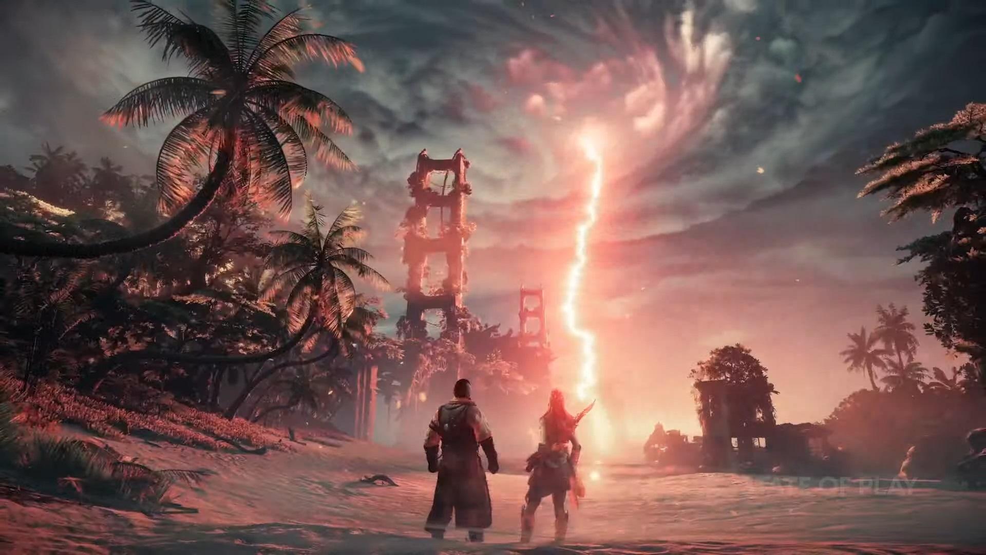 horizon forbidden west guerilla sony PlayStation studios exclusive