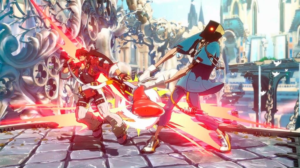 guilty gear strive ps5 ps4