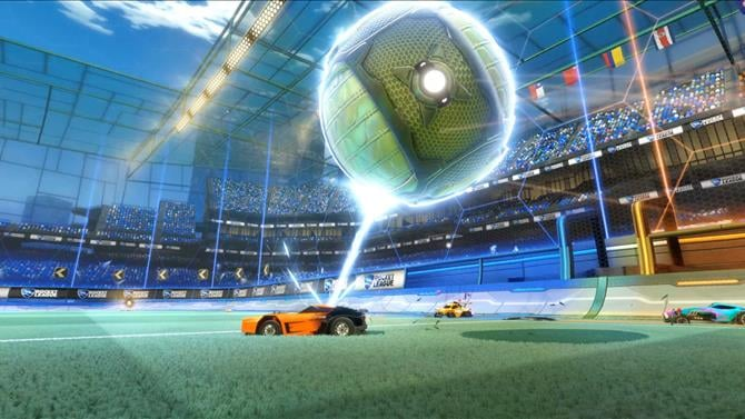 New Rocket League Arena Coming Next Week
