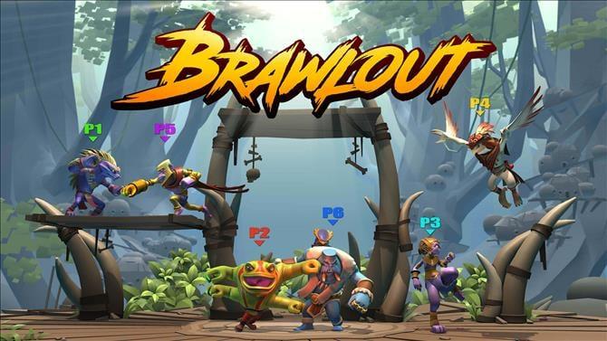 TT@EGX Rezzed: Super Smashing Fun with Brawlout