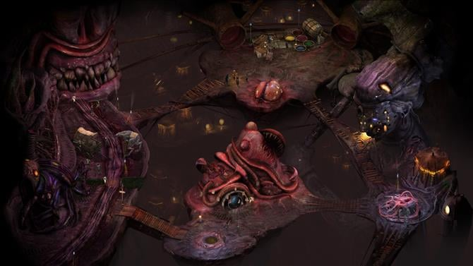 Torment: Tides of Numenera Reveals The Jack Class