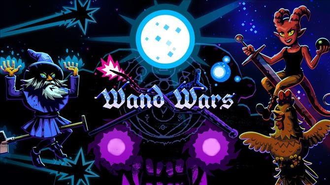 TGN First Impression: Wand Wars