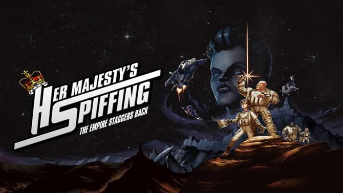 TGN First Impression: Her Majesty's SPIFFING