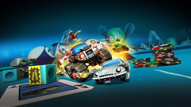 Micro Machines World Series Announced for Playstation 4