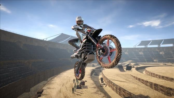 MX Nitro Is Coming To Consoles Next Month