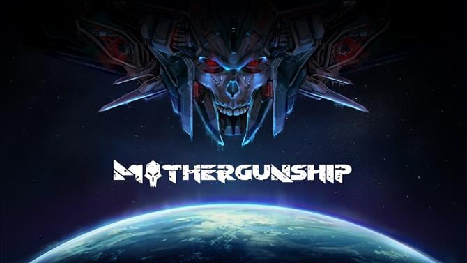 Fast-Paced First Person Shooter MOTHERGUNSHIP Announced