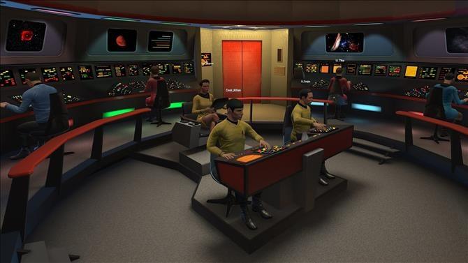 Star Trek: Bridge Crew Trophy List Revealed