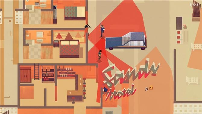 TT@EGX Rezzed: Mopping Up a Bloody Mess in Serial Cleaner