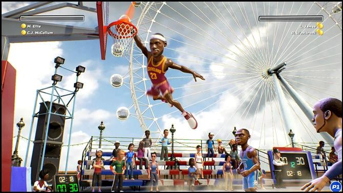 TGN First Impression: NBA Playgrounds