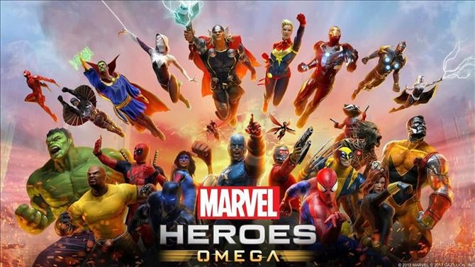Marvel Heroes Omega Support Ended, Closure on December 31st