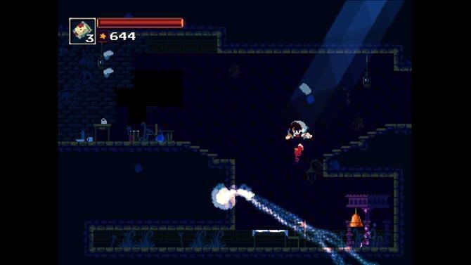 TGN First Impression: Momodora: Reverie Under the Moonlight