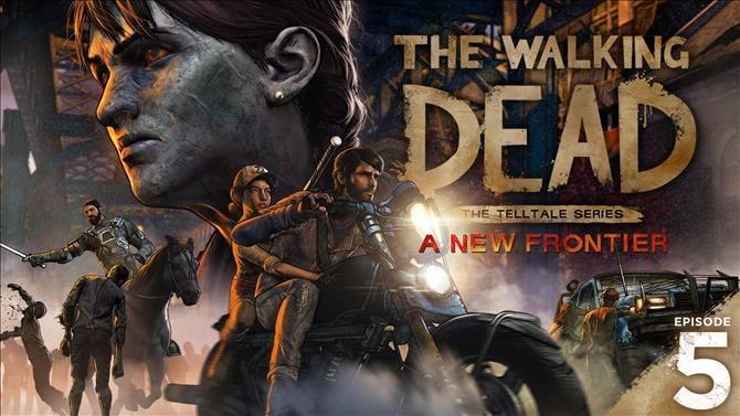 Telltale Releases The Walking Dead - A New Frontier Season Finale Trailer