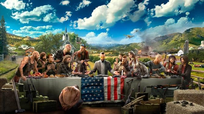 Far Cry 5 Fully Detailed, Dated for Early 2018