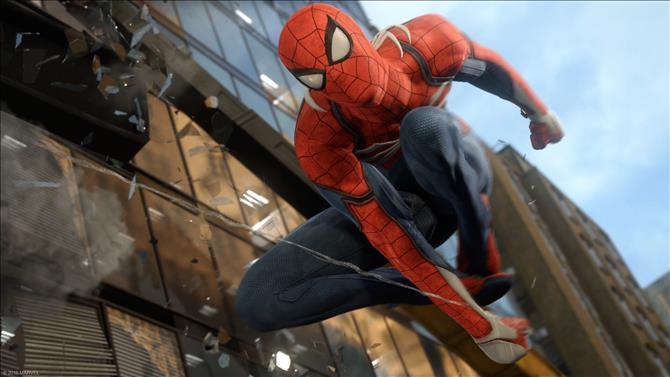 Giveaway: Win a PS4 Copy of Spider-Man