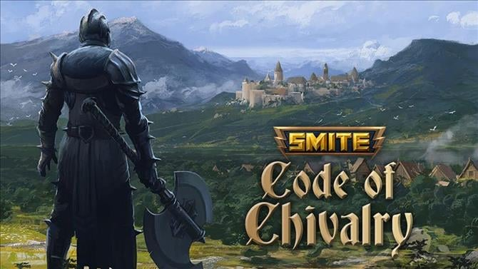 SMITE's Code of Chivalry Patch Ready for Console Launch