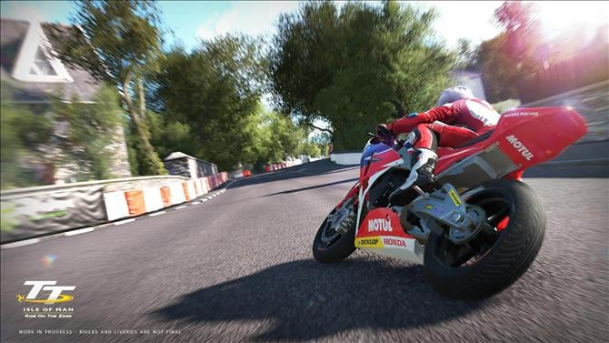 TT Isle of Man King of the Mountain Trailer