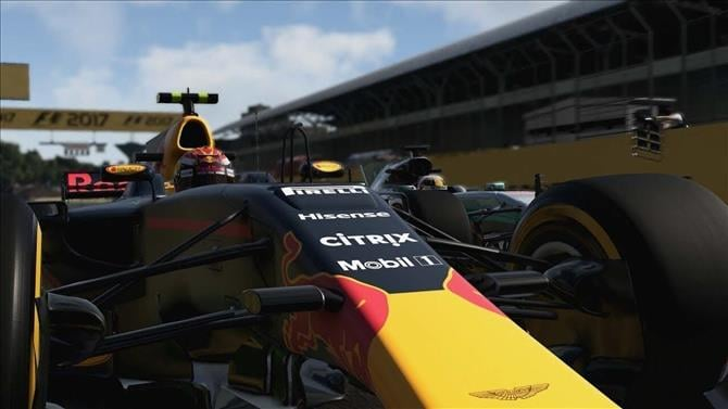 F1 2017 Trophy List Revealed