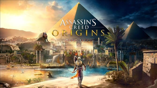 Assassin's Creed Origins Trophy List Revealed