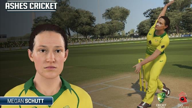 Ashes Cricket Women's Ashes Screens and First In-Game Trailer Released