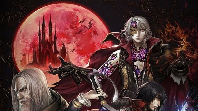 Miriam Shoots a Gun in Bloodstained: Ritual of the Night