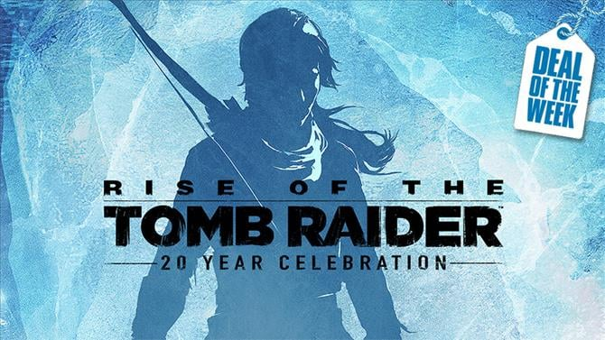 EU Deal of the Week - Rise of the Tomb Raider: 20 Year Celebration