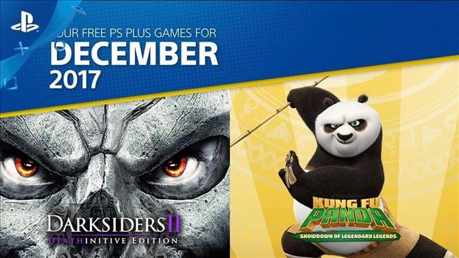 Playstation Plus Titles for December 2017
