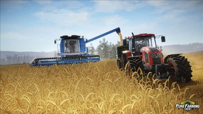 Grow a Variety of Crops With Pure Farming 2018