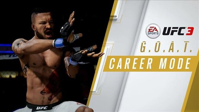 EA SPORTS UFC 3 Trophy List Revealed